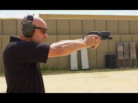 Pistol Shooting Drill for Improving Accuracy