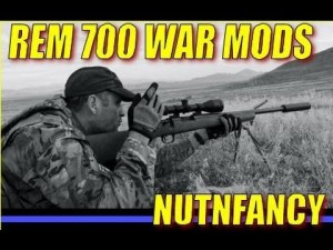 Remington 700 Modifications - War Mods