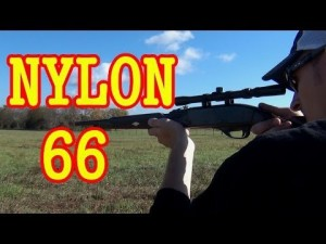 Remington Nylon 66 Rifle