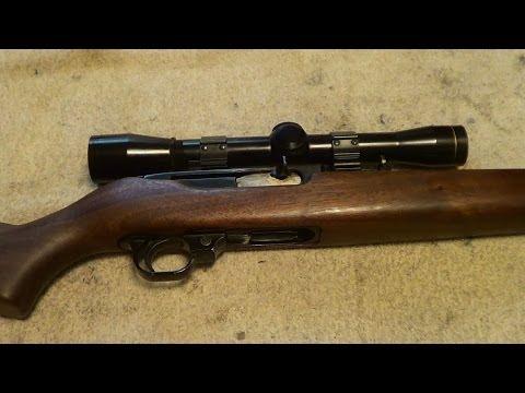 Ruger 44 Magnum Semi-Auto Carbine
