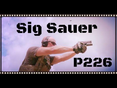 Sig Sauer P226 9mm Handgun Review