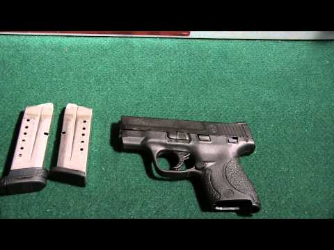 Smith & Wesson M&P Shield Review and Shoot