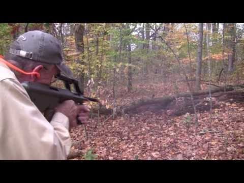 Steyr AUG Woods Walk