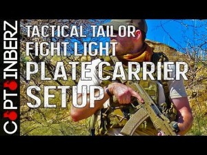 Tactical Tailor Fight Light Plate Carrier Setup