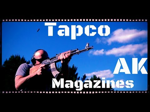 Tapco Intrafuse AK Magazine Review