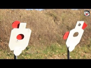 The Target Man Reactive Steel Targets