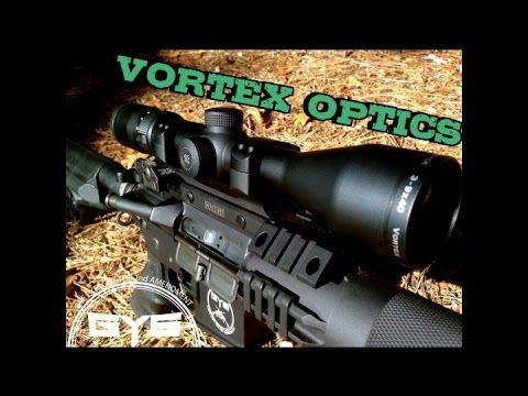 Vortex Diamondback Riflescope Review