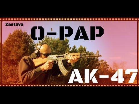 Zastava O-PAP AK Rifle Review