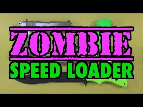 Zombie Speed Loader