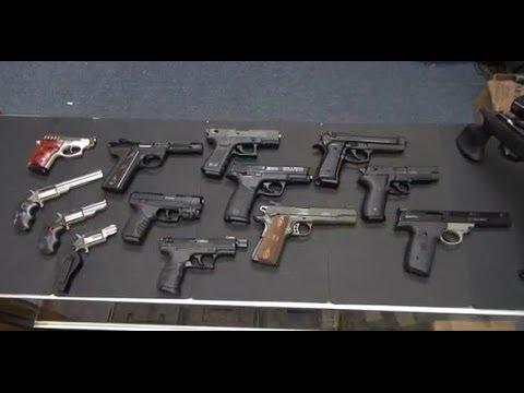 22LR Pistols
