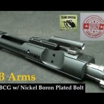AB Arms Mil-Spec AR-15 Nickel Boron Coated Bolt and M16 Bolt Carrier Group