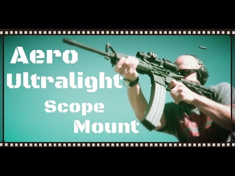 Aero Precision Ultralight AR-15 Scope Mount