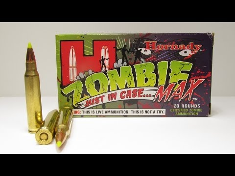 Ammo Test – Hornady ZombieMax 223 Remington