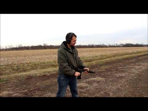 AR Pistol Bump Fire