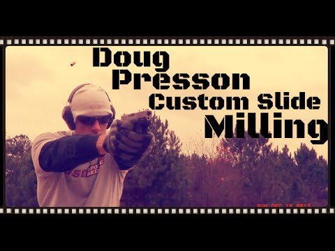 Doug Presson Custom Works - Glock 19 Slide Work