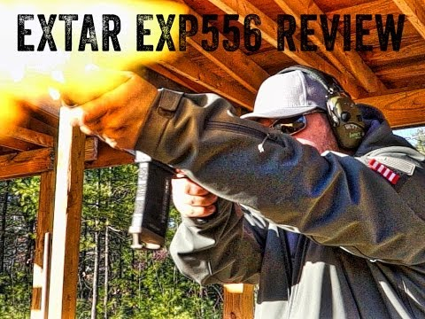 Extar EXP-556 Pistol Review