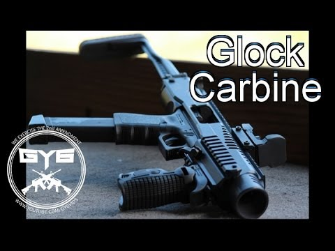 FAB Defense Pistol To Carbine Conversion Kit