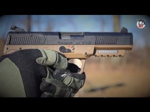 FN Five-seveN 5.7x28mm Pistol