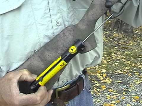 H-S Precision CHR Rifle