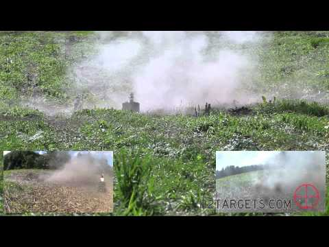 H2Targets Exploding Rifle Targets