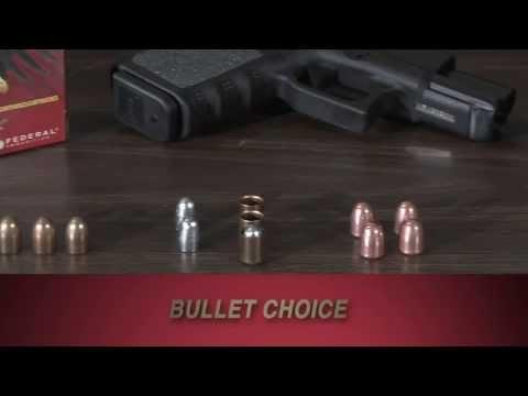 Handgun Ammunition Options