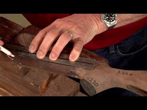 How to Reshape a Rifle Stock