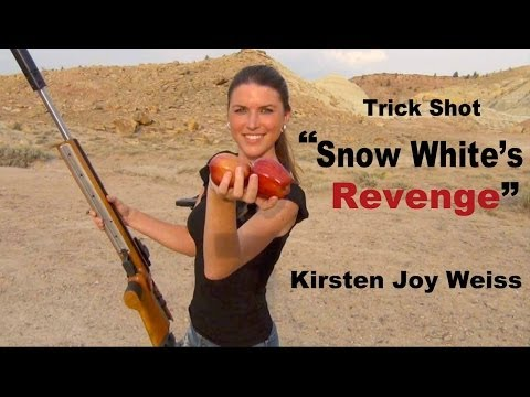 Kirsten Joy Weiss Apple Trick Shot