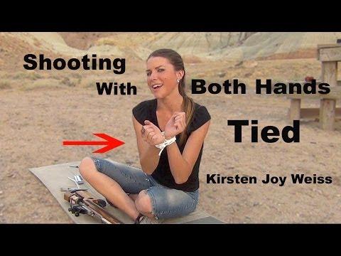 Kirsten Joy Weiss Trick Shot - Hands Tied