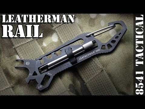 Leatherman Rail AR-15 Maintenance Tool