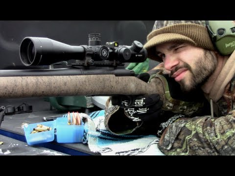 Long Range Shooting – 1K Yard Project