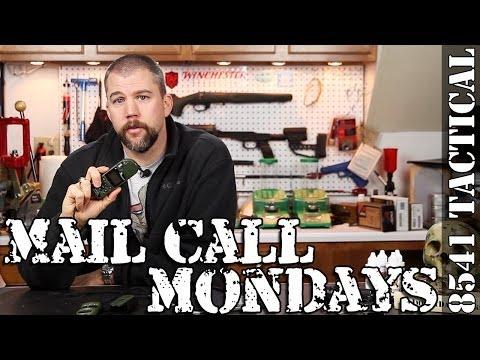 Mail Call Mondays - Coriolis Effect, Kestrel Meters, Vertical Grips