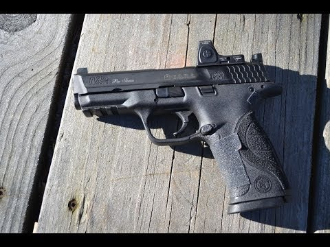 M&P C.O.R.E. 9mm Update