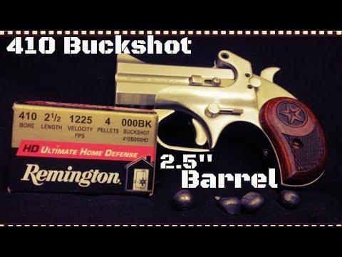 Remington Home Defense .410 Buckshot