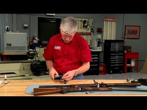 Repairing the Firing Pin on an 1869 Sharps Rifle