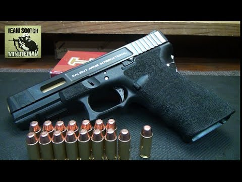 Salient Arms Custom Glock 20