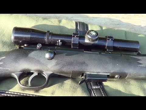 Savage Model 93 Bolt Action Rifle