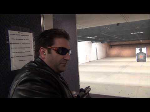 Shooting the Glock 17 Gen 3