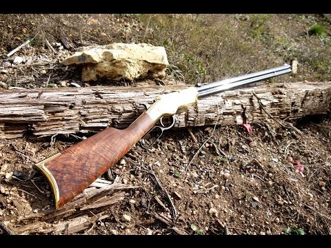 Shooting the Henry 1860 Rifle
