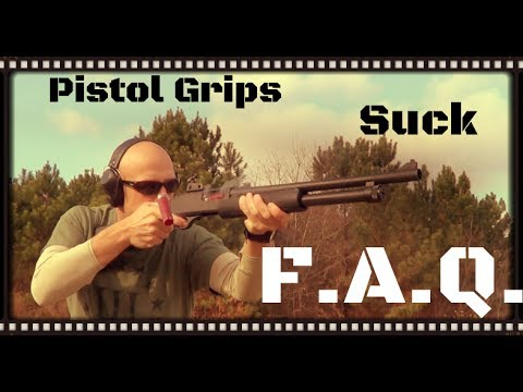 Shotgun Pistol Grips