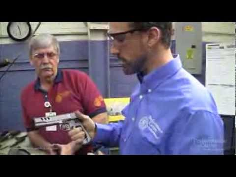 Smith & Wesson Performance Center – Making a 1911 Pistol