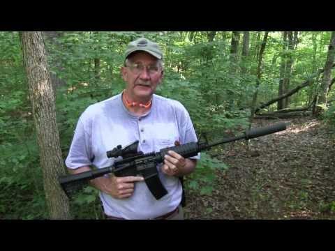 Specwar 556 Suppressed M16
