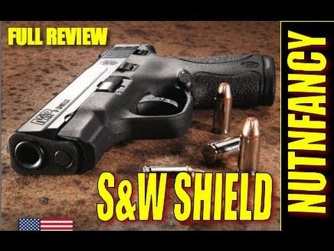 S&W Shield 9mm Review