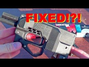 USFA Zip 22LR Upgrade Kit Range Test