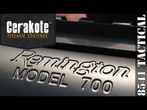 XLR Evolution Chassis With Cerakote Finish
