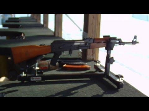 Zastava O-PAP M70 AK Function Test