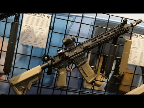 2014 SHOT Show - Griffin Armament