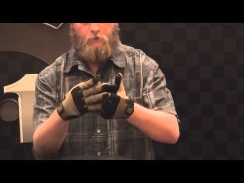2014 Shot Show - SKD Tactical PIG FDT Alpha Gloves