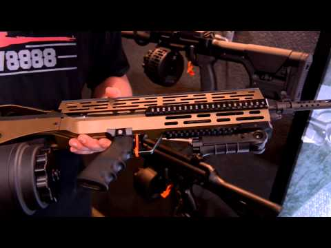 2014 SHOW Show - X Products, MAG Tactical Systems, Fostech