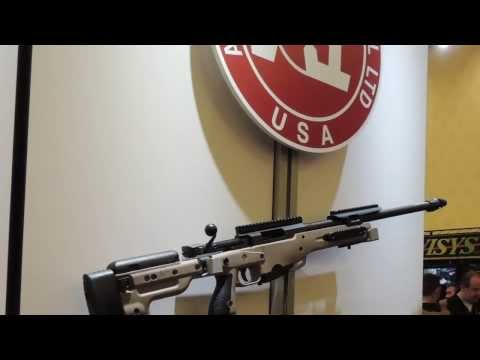 Accuracy International AT Rifle