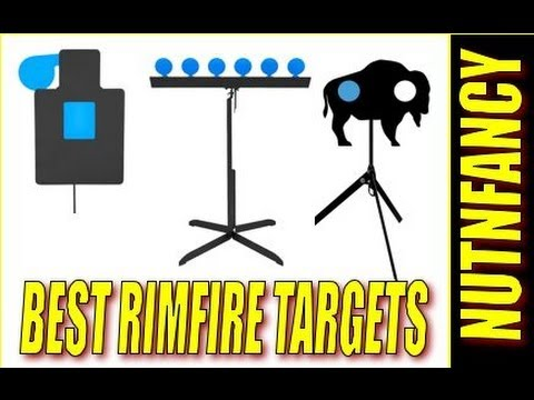 Action Target Rimfire Blue Steel Targets